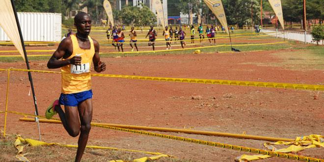 Jacob Kiplimo (bronzo alle olimpiadi dei 10.000) è campione nazionale di corsa in montagna