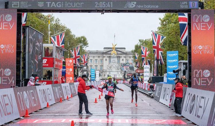Domenica 3 ottobre la London Marathon: icampioni in carica Brigid Kosgei e Shura Kitata ci saranno- LA DIRETTA