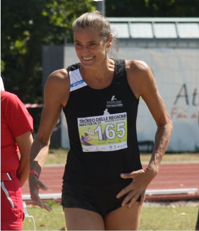 Master: record del Mondo W50 di Maria Costanza Moroni nel lungo al Trofeo delle Regioni