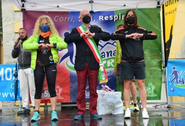 """8^edizione del """"Montanaro Trail La24 e Nordic Walking: risultati e classifiche"""