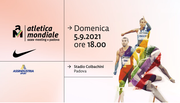 """Oggi la diretta del Meeting internazionale """"Città di Padova"""""""