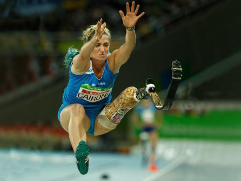 Paralimpiadi Tokyo Atletica: meraviglioso argento per Martina Caironi nel salto in lungo