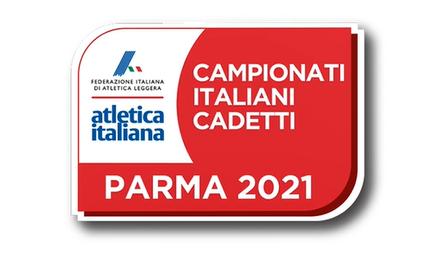 Presentati a Parma i Campionati Italiani Cadetti del 2 e 3 ottobre