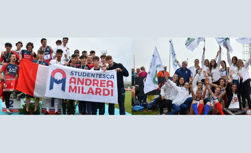Finale Cds U18: Studentesca e Bracco vincono i titoli, tutti i risultati delle altre finali