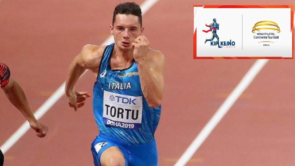 Filippo Tortu IN DIRETTA STREAMING oggi nei 200 metri a Nairobi