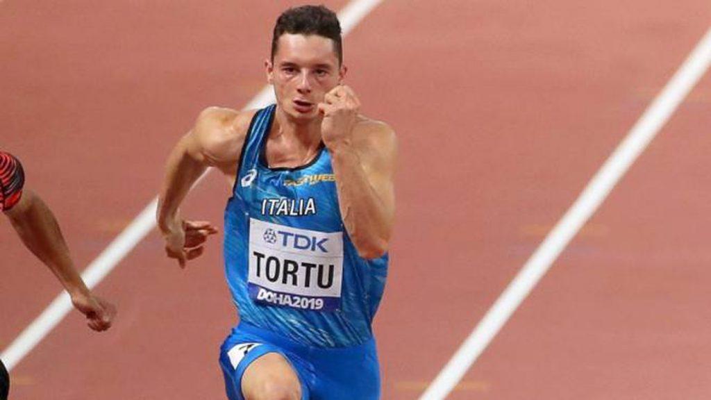 Filippo Tortu in gara nei 200 metri domani 18 settembre a Nairobi- LA DIRETTA