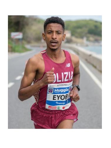 """Anche Eyob Faniel in Germania domenica 12 settembre sui 10km. della """"Corsa dei record"""""""