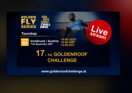 Il live streaming del Golden Roof Challenge (Austria) dedicato ai salti dell' 11 settembre
