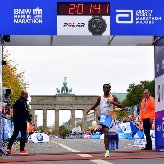 Attesi 25.000 partecipanti alla Maratona di Berlino del 26 settembre, record di presenze dall'inizio della pandemia-LA DIRETTA