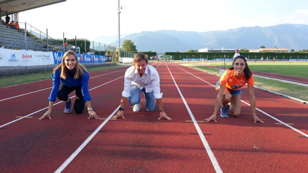 SERENISSIMA PARAATHLETICS MEETING E MENNEA DAY: a Cassola i big dell'atletica italiana