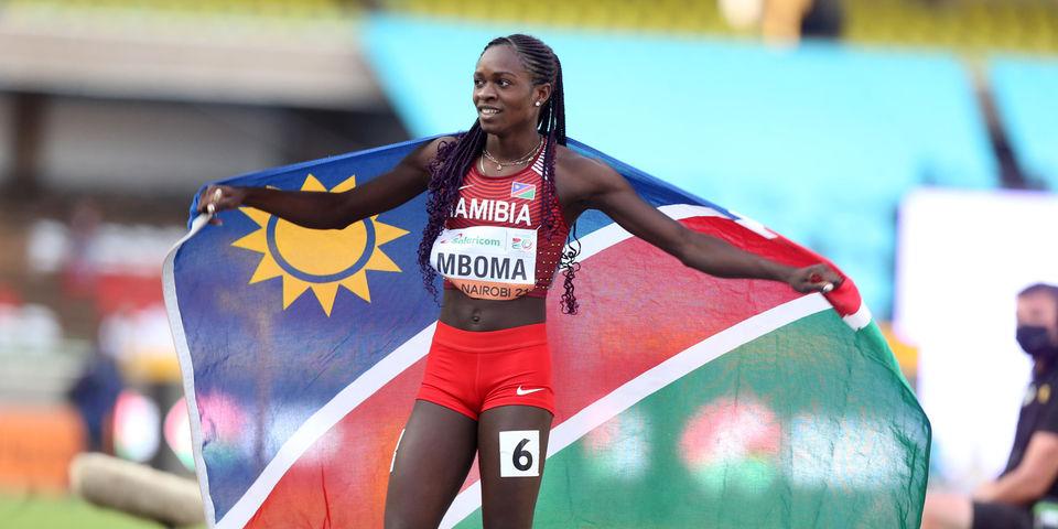 Kip Keino: Impressiona Mboma nei 200 metri