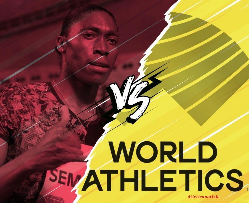 """Caster Semenya Vs World Athletics è guerra aperta: """"Se non cambiano i vertici, questo sport sarà distrutto"""""""