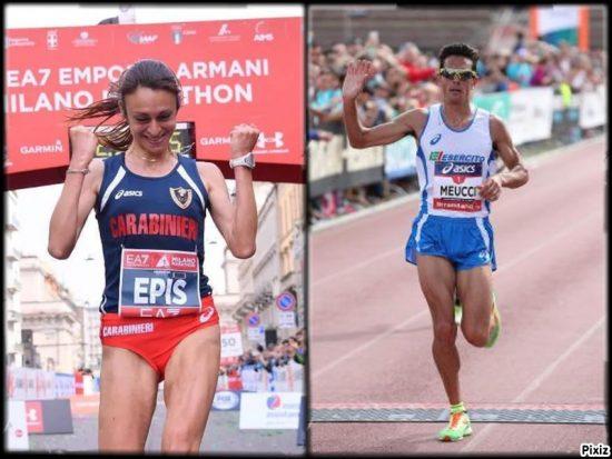 Risultati XXI Padova Marathon: bene Giovanna Epis 3^ e Daniele Meucci 5°