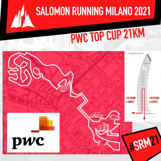 Il 26 settembre c'è Salomon Running Milano, 21km e 18 piani della Torre PwC da scalare