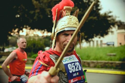 Acea Run Rome The Marathon, 7500 gli atleti al via