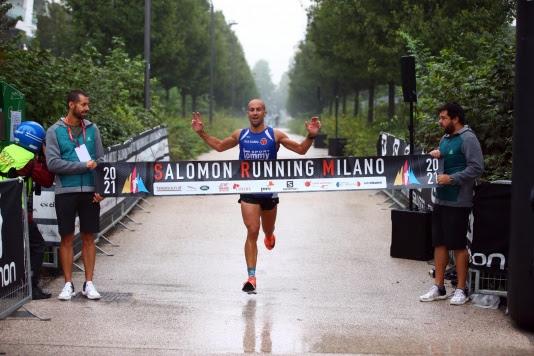 Salomon Running Milano è vero trail: nel temporale vincono Molteni e Broggi