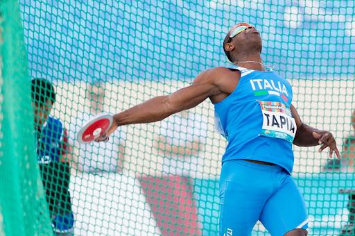 Paralimpiadi Tokyo Atletica: Oney Tapia conquista il secondo bronzo, stavolta nel lancio del disco