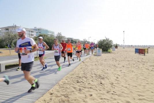 C'è la Bibione Half Marathon, tante Nazioni sulla linea di partenza