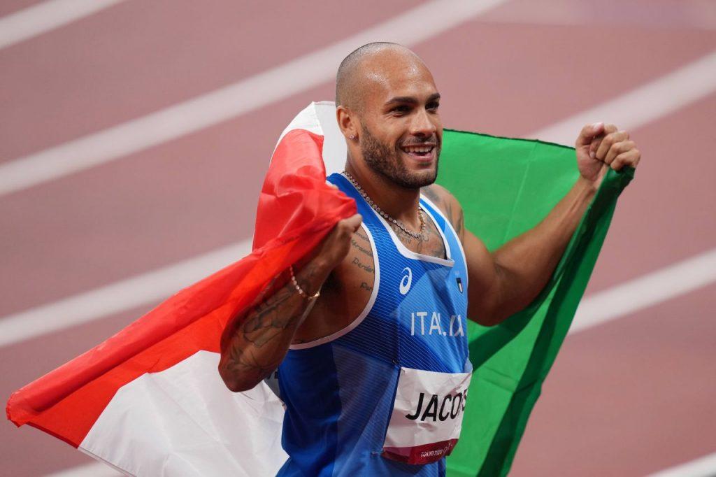 Marcell Jacobs, 'dopo gli ori olimpici obbiettivo è fare bene a prossimi Mondiali'