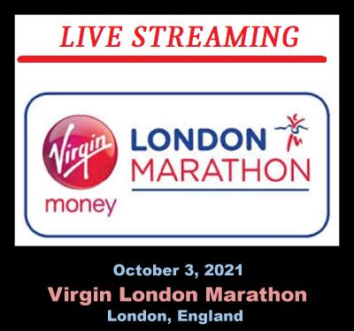 Oggi la -DIRETTA FREE su Atletica Notizie- della Maratona di Londra:  ore 10.30 Partita la gara MASCHILE