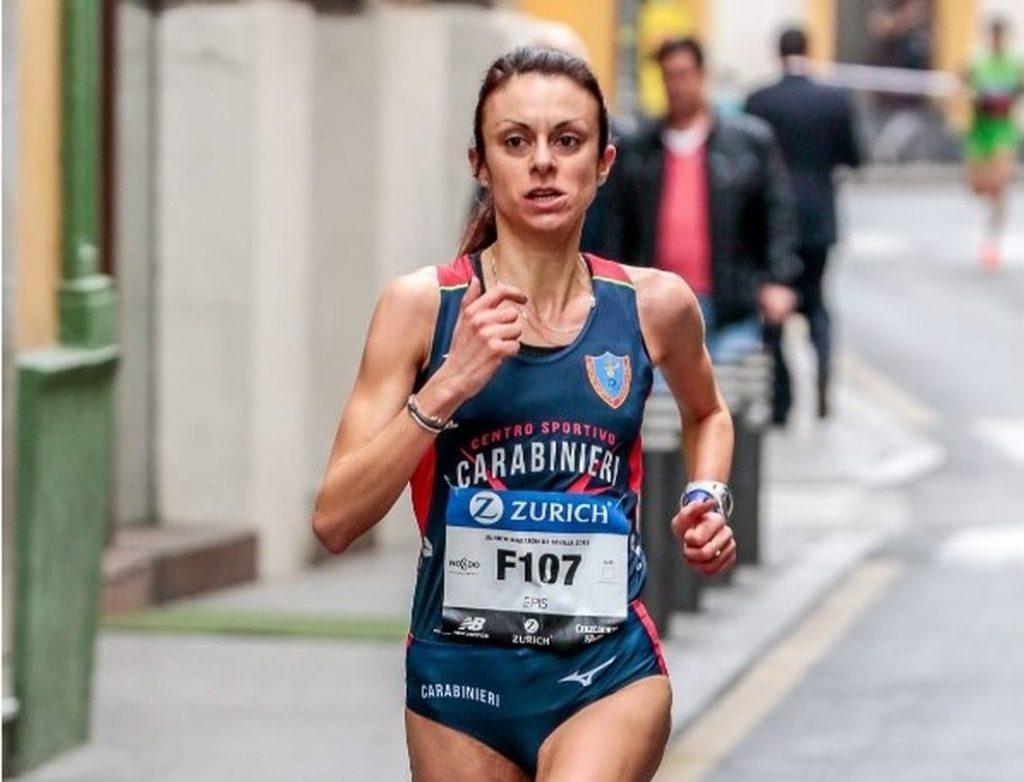 Giovanna Epis terza nella Mezza Maratona Città di Cremona