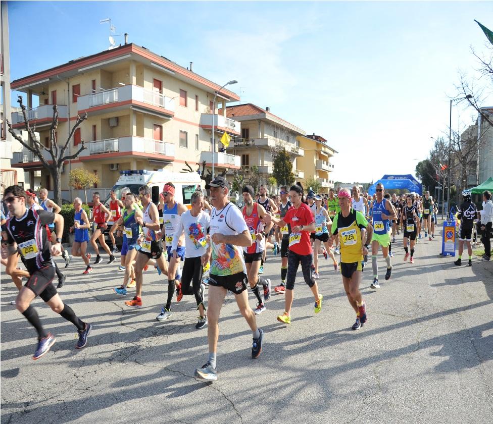 Competitiva e passeggiata: ecco il gradito ritorno del Trofeo Città di Martinsicuro dell'Adriatico