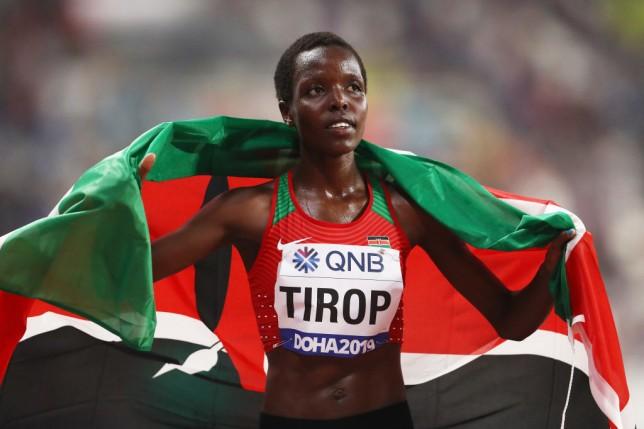 Shock per l' omicidio di Agnes Tirop,  ex detentrice del record mondiale dei 10Km su strada