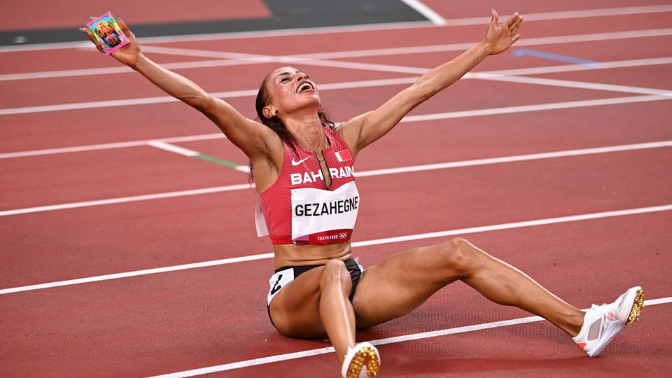 Pazzesco record del mondo di Kalkidan Gezahegne nei 10 Km. femminili di Ginevra