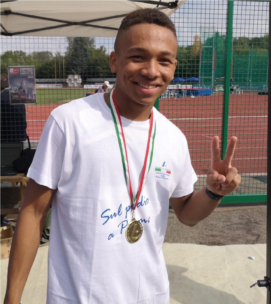 Tricolori cadetti 1ª giornata: nel lungo vince Aldo Rocchi-LA DIRETTA STREAMING