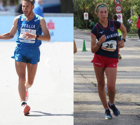 Marcia Grottammare:  Michele Antonelli vince il titolo nei 35Km, Nicole Colombi  strappa il pass per i mondiali nella 20 Km.