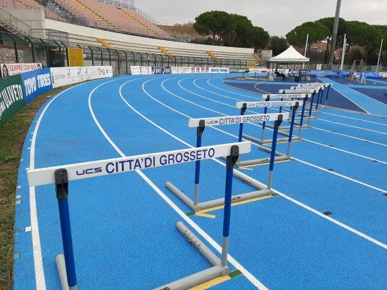 atletica-Grosseto-pista-di-atletica-con-tribuna