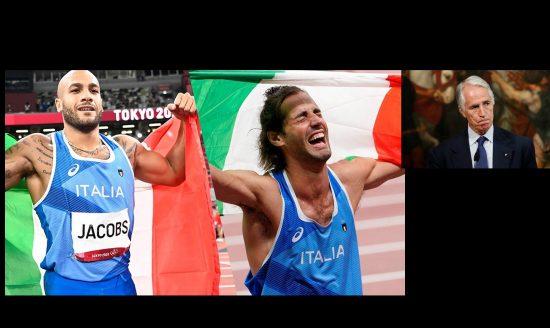 Malagò indignato per l'esclusione di Jacobs, l'uomo più veloce del mondo,  dai candidati all'atleta mondiale dell'anno! E la FIDAL?