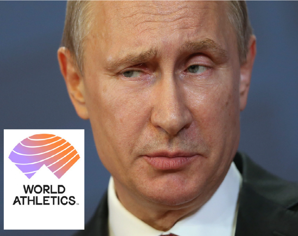 Putin ordina al ministero dello Sport di risolvere i problemi di reintegrazione con WADA e World Athletics