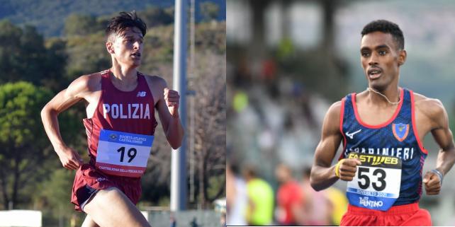 """Riva e Chiappinelli oggi  nei 10 Km """"The Giants Geneva"""" in Svizzera - LA DIRETTA"""