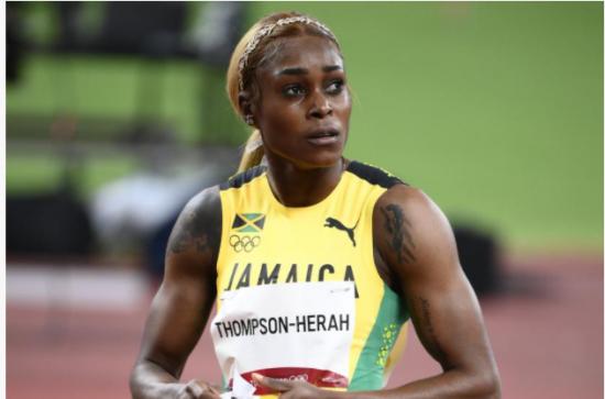 Elaine Thompson-Herah è tornata ad allenarsi senza il suo allenatore Stephen Francis