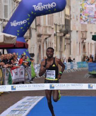 Trento Half Marathon: vincono Chimdessa Debale Gudeta e Alemitu Tariku