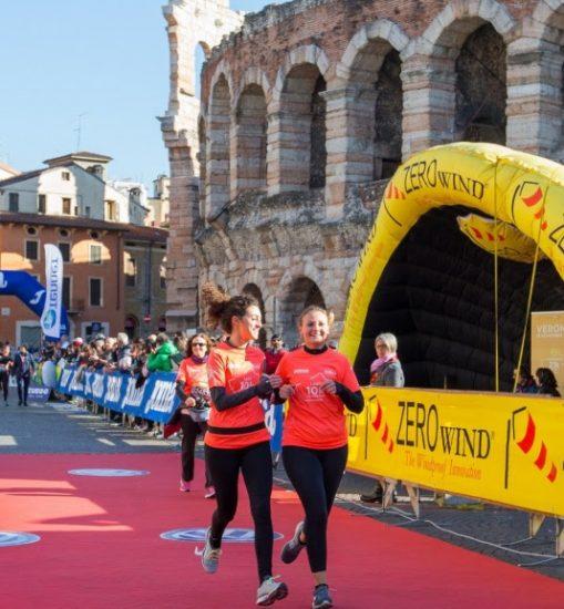 Un mese alla Verona Marathon, c'è il nuovo percorso. Velocissimo, si tuffa nel centro città e nell'Adige