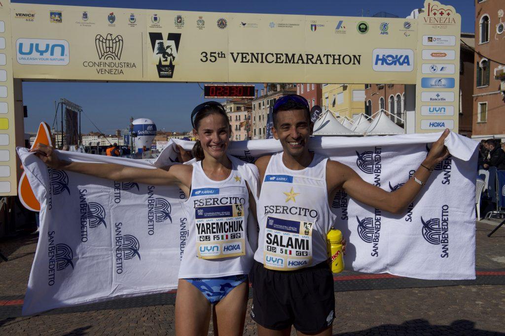 Sofiia Yaremchuk vince la 35^ Confindustria Venezia Venicemarathon