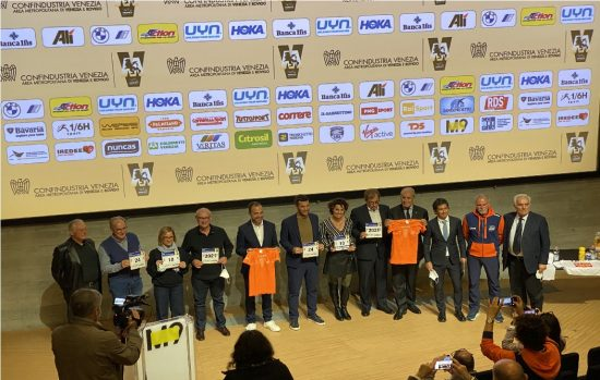 Presentata la 35^ Confindustria Venezia Venicemarathon & 10K